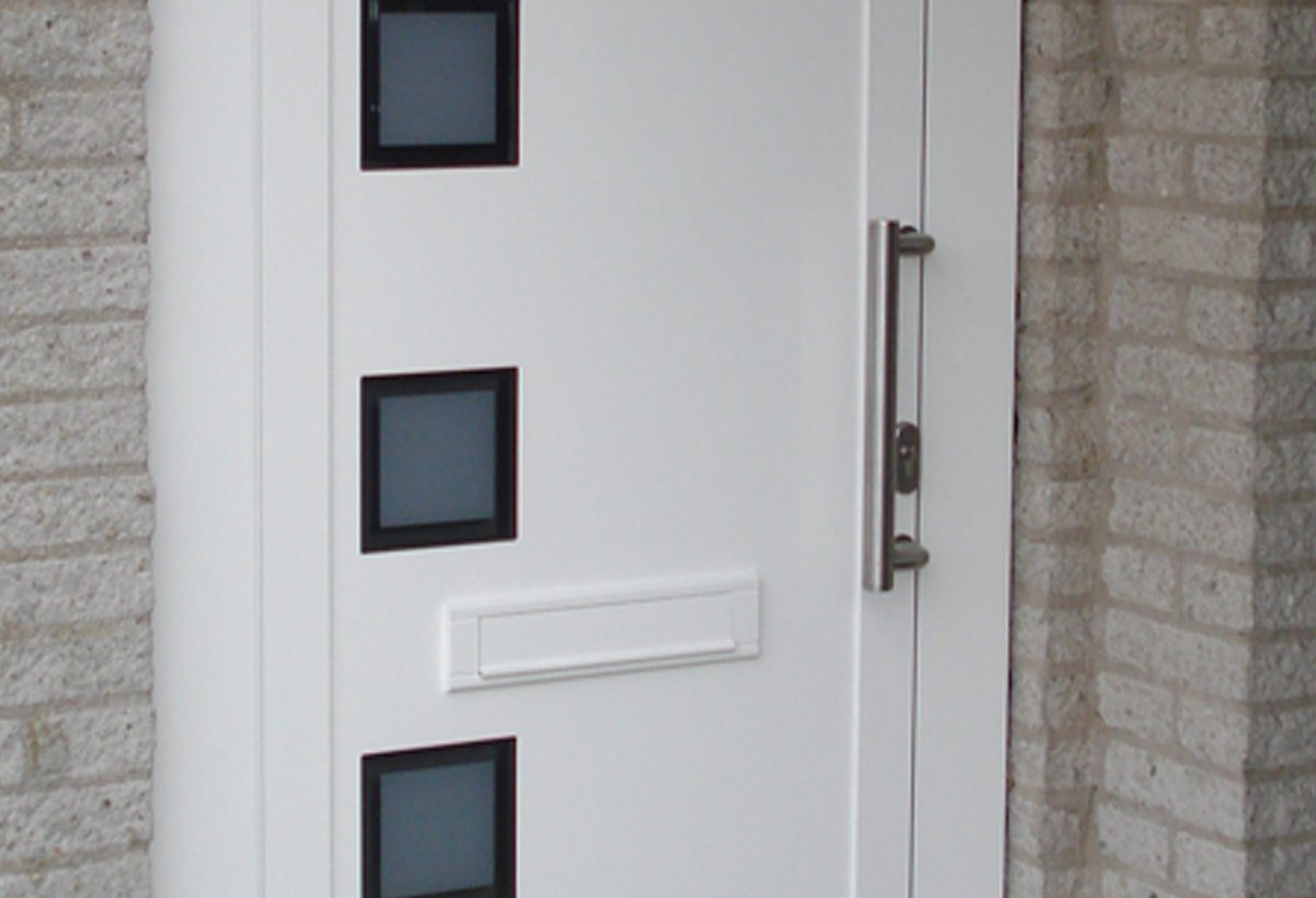 Aluminium Buitendeuren Aluminium Deuren